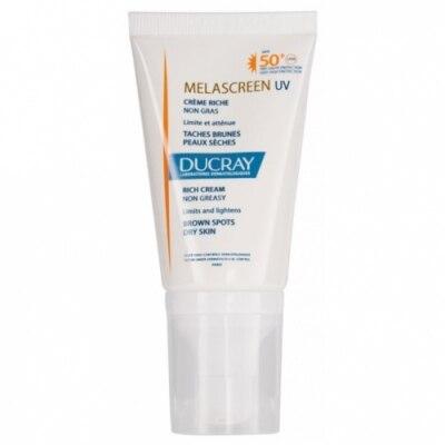 Ducray Ducray Melascreen UV Crema Rica SPF50+