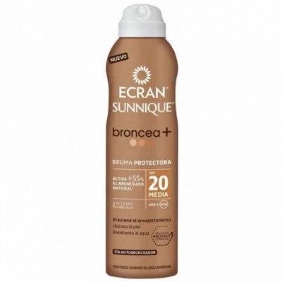 Ecran Ecran Sunnique Broncea Spray