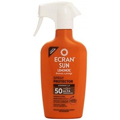Ecran Lemonoil Leche Zanahoria SPF50 Spray