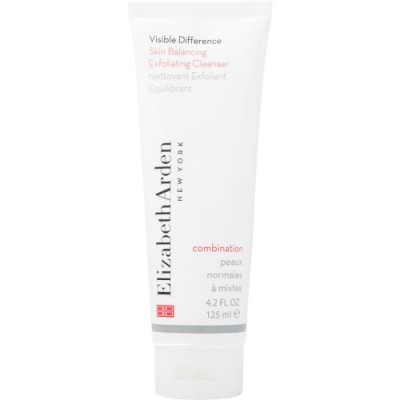 Elizabeth Arden Visible Difference Skin Balanzing Exfolianting Cleanser
