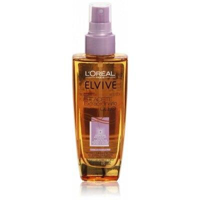 Elvive Aceite extraordinario extra ligero cabello fino 100 ml.