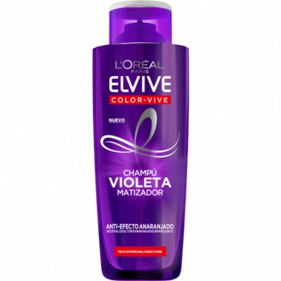 Elvive Champú Elvive Color Vive Violeta