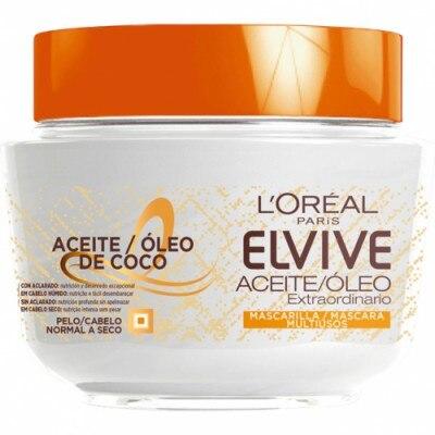 Elvive Mascarilla Aceite de Coco