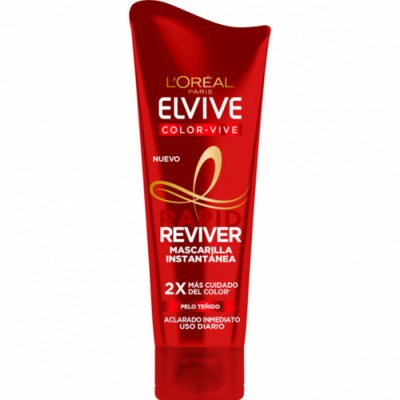Elvive Mascarilla Elvive Rapid Reviver Color Vive