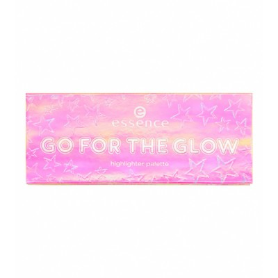 Essence Paleta De Iluminadores Go For The Glow