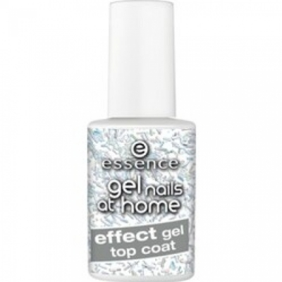 Essence Gel Nails At Home Top Coat Effect Gel