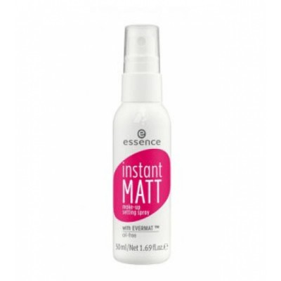 Essence Spray Fijador Del Maquillaje Matificante