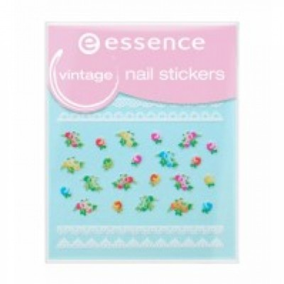 Essence Vintage Nail Stickers 17