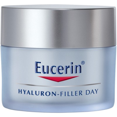 Eucerin Crema Hyaluron Filler Piel Seca Día
