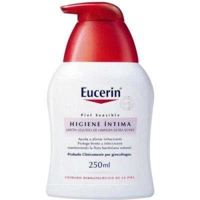 Eucerin Gel higiene íntima piel sensible