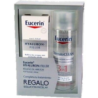 Eucerin Pack Eucerin Hyaluron Filler Y Solución Micelar