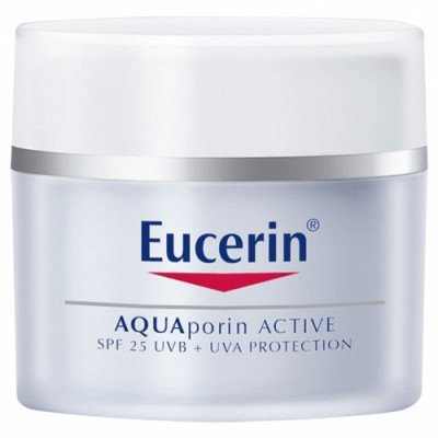 Eucerin Aquaporin Active SPF 25 Más Uva Protection
