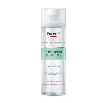 Eucerin Eucerin Dermopure Oil Control Agua Micelar