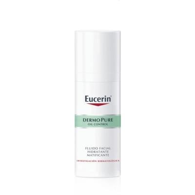 Eucerin Eucerin DermoPure Oil Control Fluido Facial Hidratante Matificante