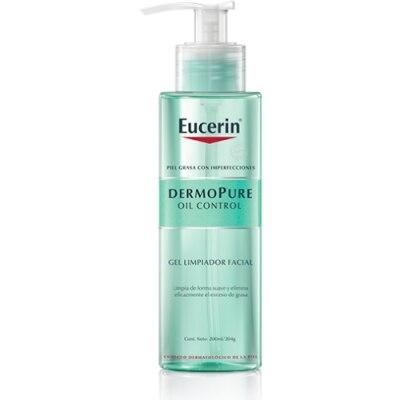 Eucerin Eucerin Dermopure Oil Control Gel Limpiador