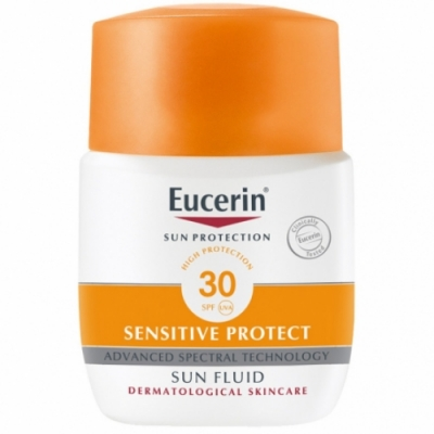 Eucerin Eucerin Sun Fluid Sensitive Protect FPS 30
