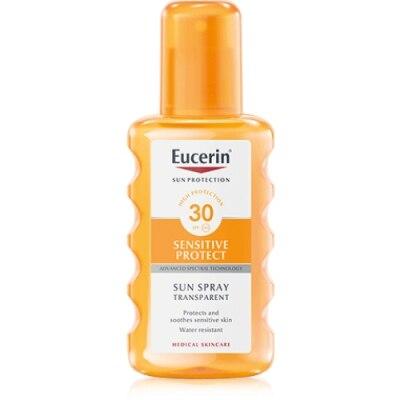 Eucerin Eucerin Sun Spray Transparente Sensitive Protect FPS 30