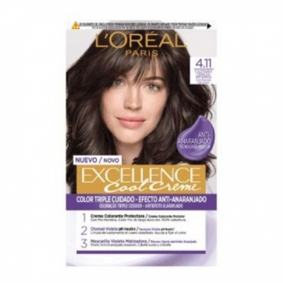 Excellence Loreal Tinte Excellence Cool Brown