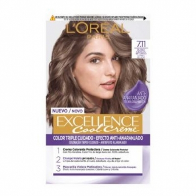 Excellence Loreal Tinte Excellence Cool Blond