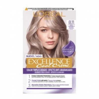 Excellence Loreal Tinte Excellence Light Blonde