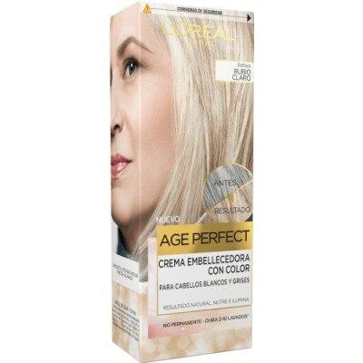 Excellence L´Oréal Age Perfect Crema Embellecedora Rubio Claro