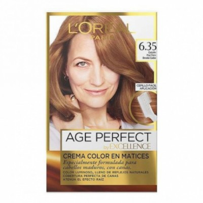 Excellence Tinte Excellence Age Perfect 6.35