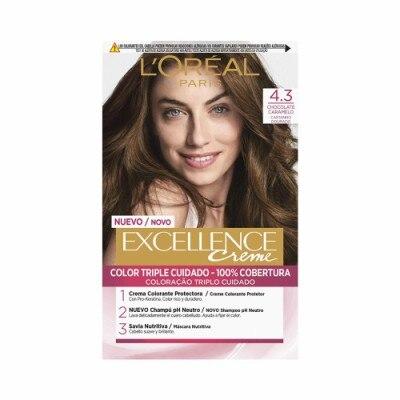 Excellence Tinte Excellence Creme 4.03
