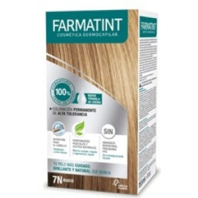 Farmatint Farmatint crema 7n rubio