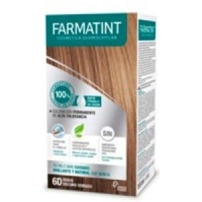 Farmatint Farmatint crema 6d rubio oscuro dorado