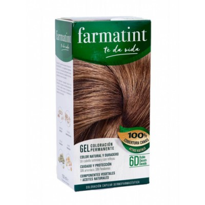 Farmatint Farmatint classic 6d rubio oscuro dorado