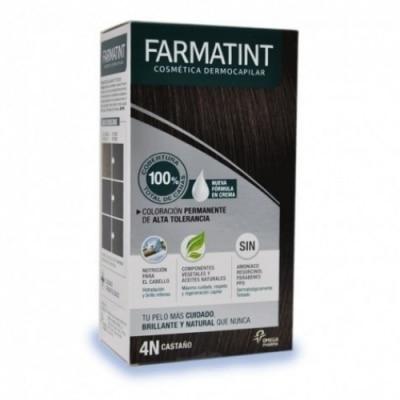 Farmatint Farmatint Crema 4N Castaño