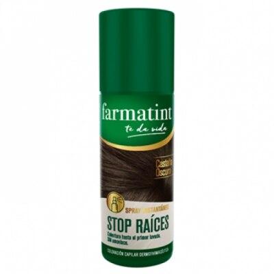 Farmatint Farmatint Stop Raíces Castaño Oscuro Spray