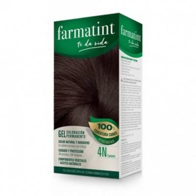 Farmatint Farmatint Tinte 4n Castaño