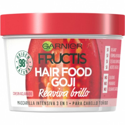 Fructis Hair Food Goji Mascarilla