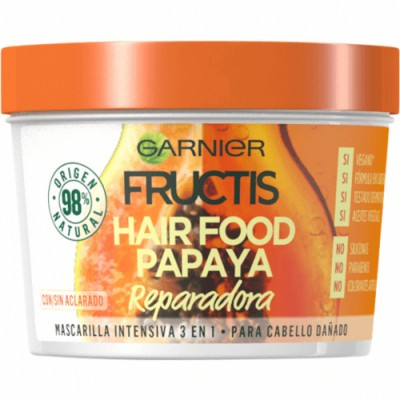 Fructis Hair Food Papaya Mascarilla