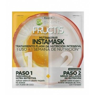 Fructis Mascarilla Capilar Nutritiva Fructis Instamask