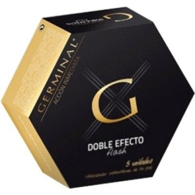 Germinal Ampollas doble efecto flash 5x1,5 ml.