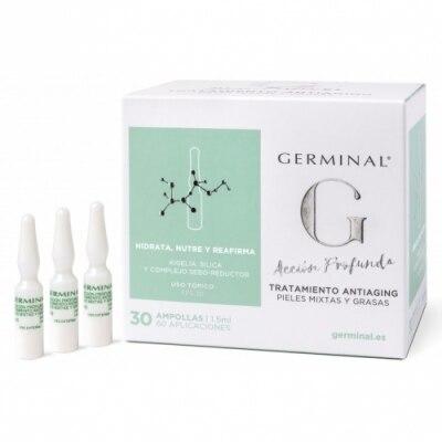 Germinal Germial Acción Profunda Antiaging