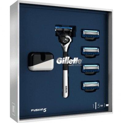 Gillette Estuche Fusion5 Edición Limitada