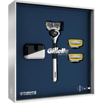 Gillette Estuche Fusion Proshield Edición Limitada