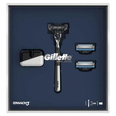 Gillette Estuche Mach3 Edición Limitada