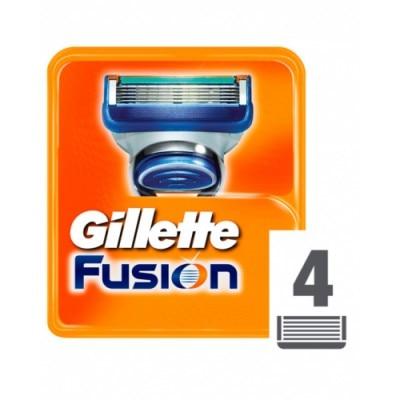 Gillette Gillette Fusion Blist 4 Unidades