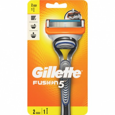 Gillette Maquinilla Gillete Fusion Manual