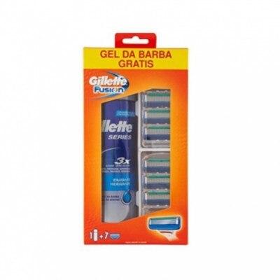 Gillette Pack Guillette Fusión Super