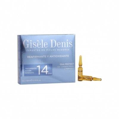Gisele Denis Gisèle Denis Pack Ampollas Dna Protect Reafirmante y Antioxidante