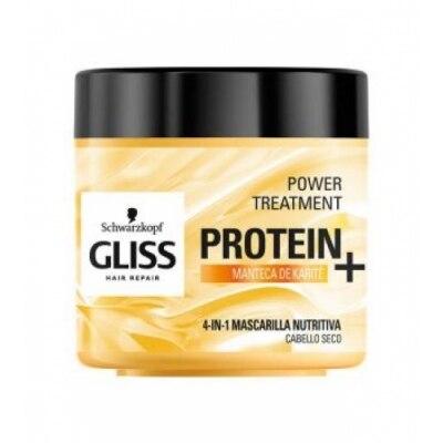 Gliss Gliss Power Tratamiento Mascarilla Proteinas Nutritiva