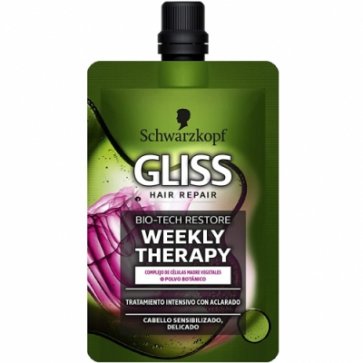 Gliss Gliss Tratamiento Semanal Intensivo Biotech