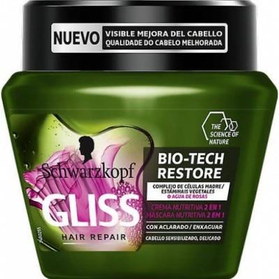 Gliss Mascarilla Bio Tech Repair Gliss