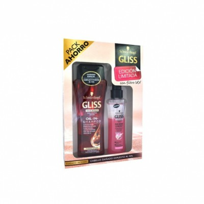 Gliss Pack Gliss Proteccion Intensiva
