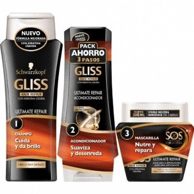 Gliss Pack Ultimate Repair
